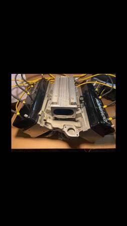 Photo NEW First Gen Small Chevy Performance 4 valve heads - $10 (Allentown)