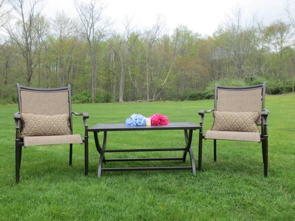 Photo Outdoor furniture for sale - $200 (Pine Grove)
