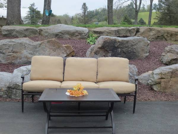 Photo Outdoor furniture for sale - $700 (Pine Grove)