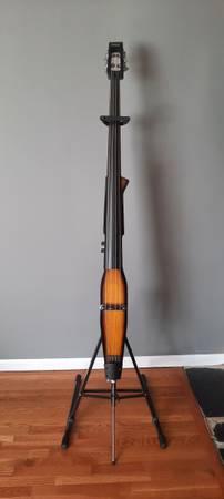 Photo Stagg Electric Upright Bass - $375 (bethlehem)