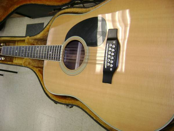 Photo Takamine lawsuit 12 string 400s - $750 (allentown)