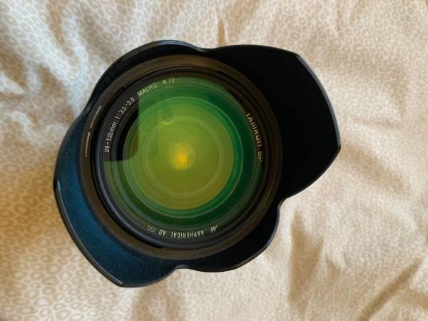 Photo Tamron SP 24-135mm Lens For Nikon - $125 (Lancaster)