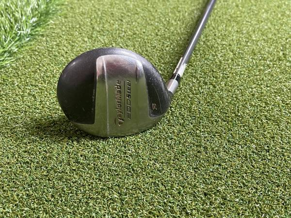 Photo Taylormade Left Handed 3 Wood Golf Club - $15 (Macungie)