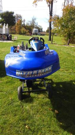 Photo Ultramax racing go kart - $2200