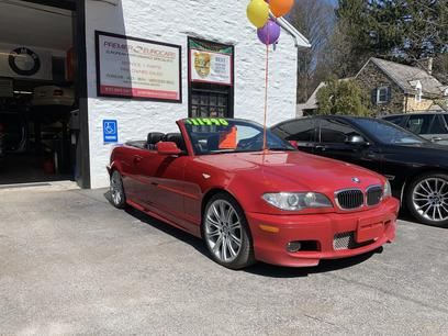 Photo Used 2005 BMW 330Ci Convertible for sale