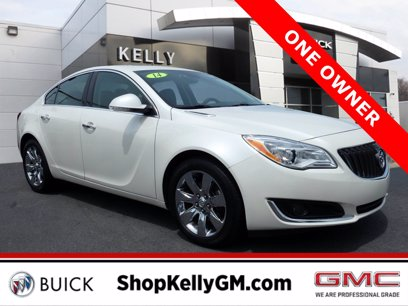 Photo Used 2014 Buick Regal Premium AWD for sale
