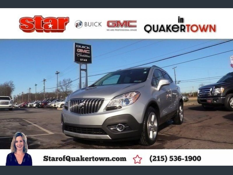 Photo Used 2015 Buick Encore FWD Convenience for sale