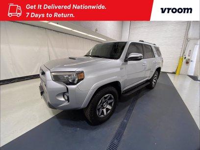 Photo Used 2017 Toyota 4Runner 4WD TRD-Off Road Premium for sale