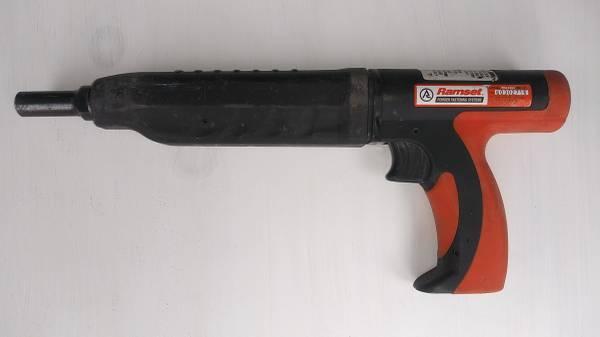 Photo Used - Ramset Powder Actuated Gun, Trigger, 22 Caliber - MasterShot - $48 (Catasauqua)