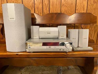 Photo Vintage Panasonic DVD Surround Sound - $75 (NAZARETH)