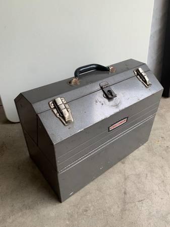 Photo Vintage craftsman Tool Box - $50 (Allentown)