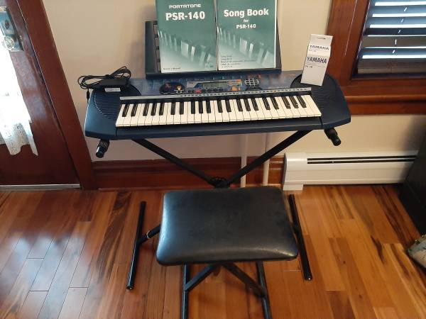 Photo Yamaha PSR-140 Keyboard - $200 (Lehigh Valley)