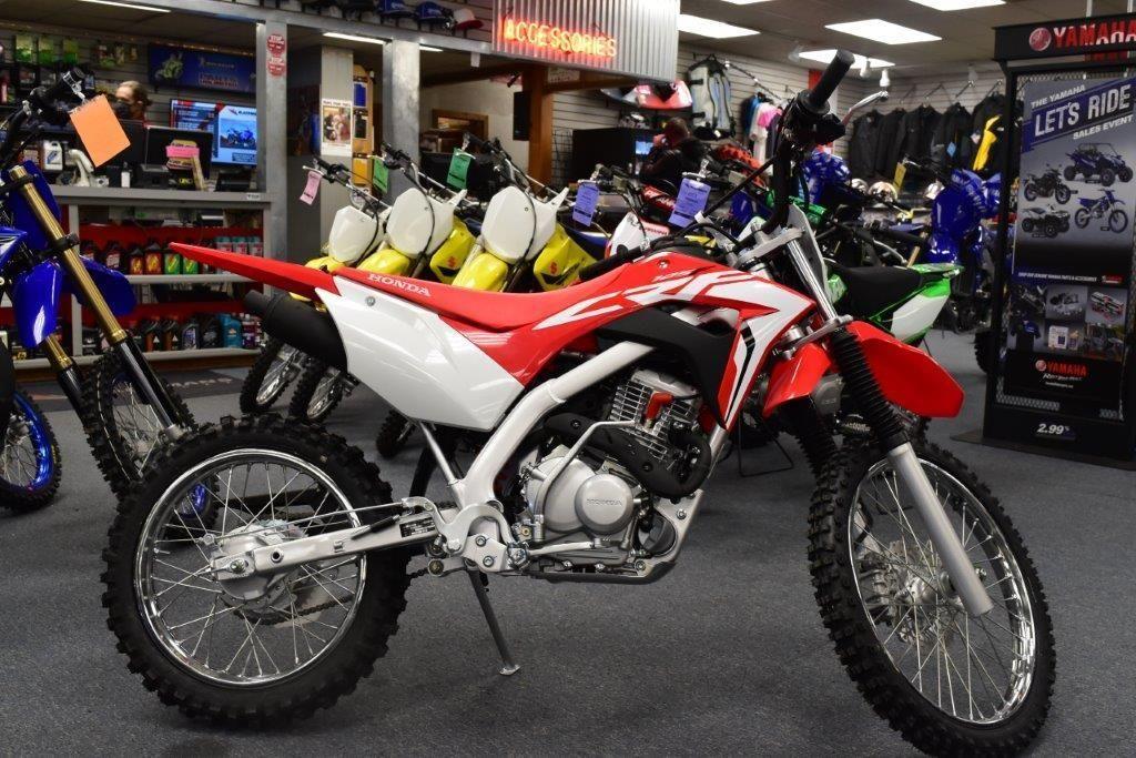 Photo 2021 Hondaxc2xae CRF125F Big Wheel $3599