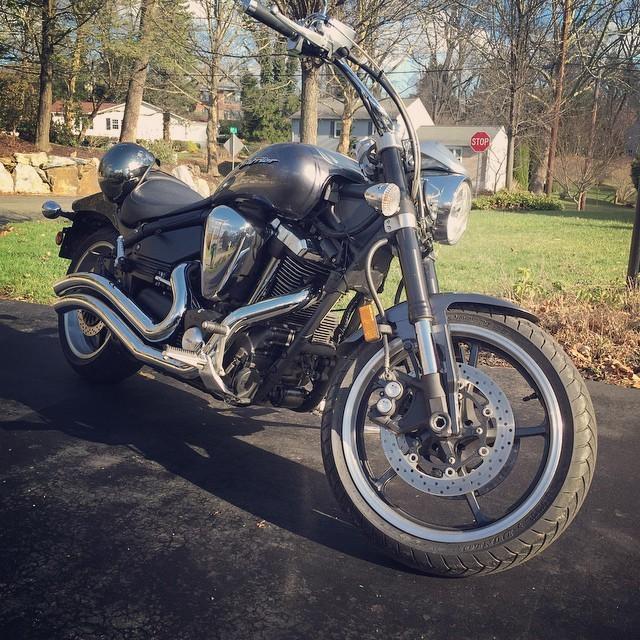 Photo Used 2007 Yamaha Cruiser Motorcycle  $6000