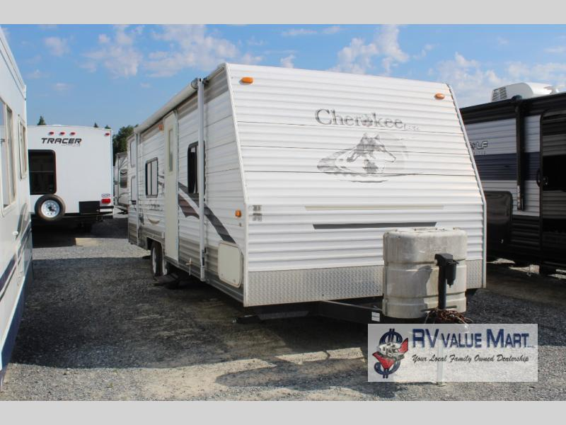 Photo Used 2006 Forest River Rv Travel Trailer RV  $7999