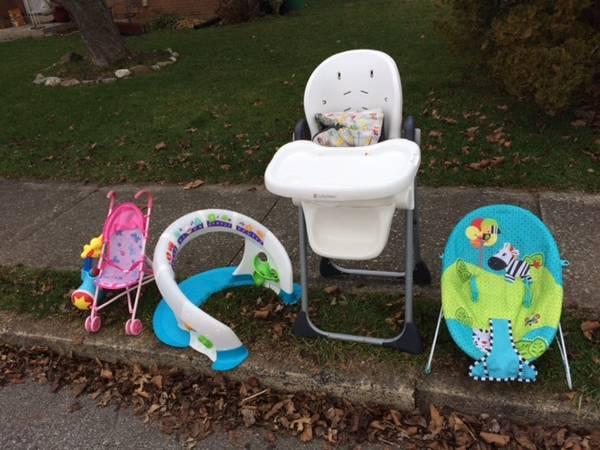 Photo curb alert free baby stuff (Emmaus)