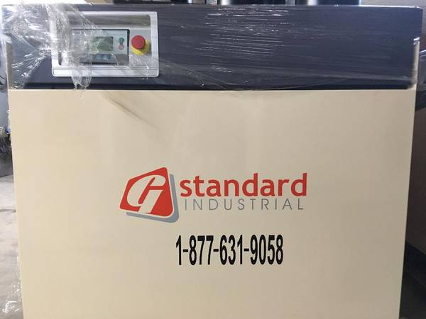 Photo 10, 15, 25, 30, 40 and 50 Hp Air Compressor - $2,999 (Clovis)