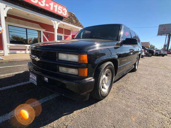 Photo 2000 CHEVY TAHOE LIMITED - $5500 (AMARILLO)