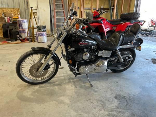 Photo 2000 Harley Davidson Dyna wide glide - $4,500 (Elgin, Ok)
