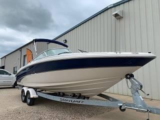 Photo 2003 Sea Ray 240 Bow Rider - $17,500 (Lubbock)