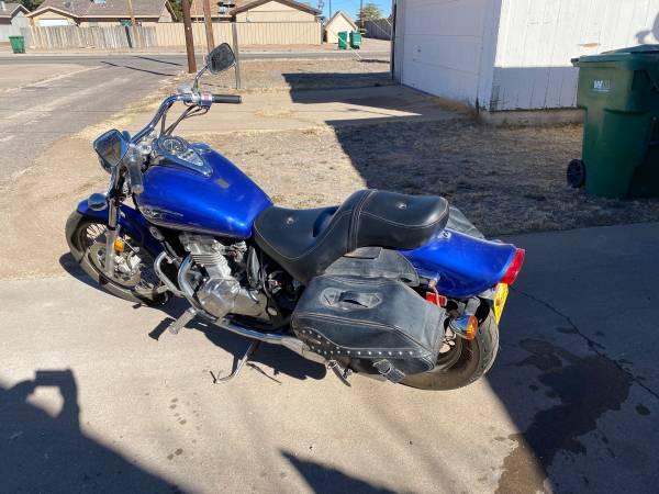 Photo 2005 Kawasaki 500 Ltd - $950 (Hobbs)