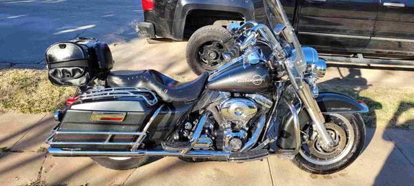 Photo 2007 Harley Davidson Road King - $6,700 (Wichita Falls)