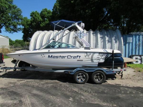 Photo 2008 MasterCraft X2 Wakeboard Boat - $29300