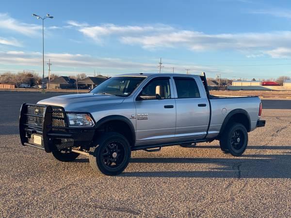 Photo 2014 RAM 2500 6.7 Cummins - $30000 (Amarillo)