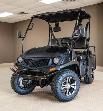 Photo 2021 American Elite 200 Gas Golf Cart Street Legal 25Mph - $4,499 (AMERICAN CARTS)