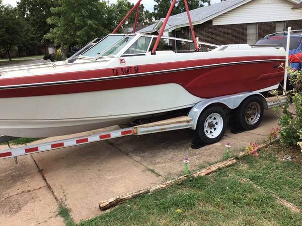 Photo 20 Foot Boat for Sale. - $2,000 (Wichita Falls)