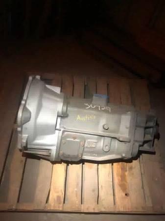 Photo 2WD NV5600 transmission (Amarillo)