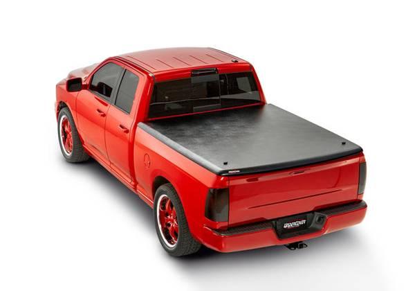Photo Black Dodge Ram 5.839 Bed Cover Tonneau - $700 (Amarillo)