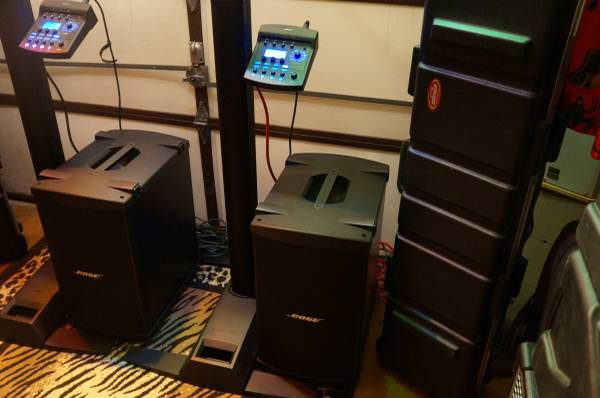 Photo Bose L1 Model II System with B2 Bass and T1 ToneMatch - $2000 (Amarillo)