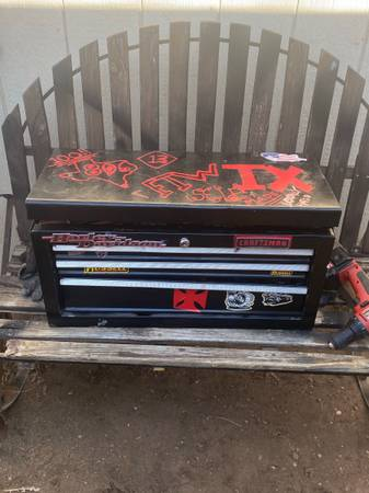 Photo Craftsman Tool boxes - $100 (Dalhart)