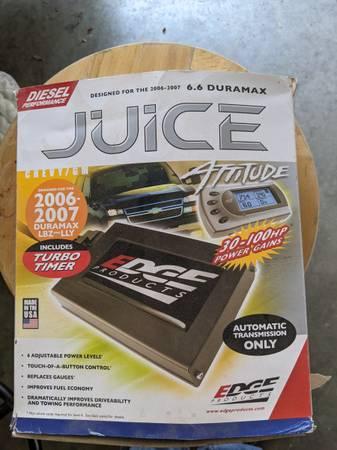 Photo Edge juice for duramax lbz - $150 (AMARILLO)