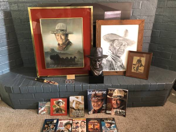 Photo John Wayne - $300 (Amarillo)