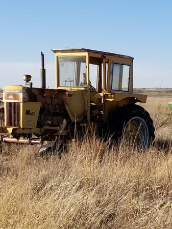 Photo Minneapolis moline tractor - $250 (Hereford)