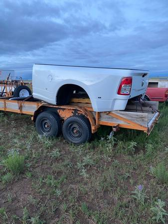 Photo New 2021 Dodge dually bed takeoff - $1,500 (Canyon)