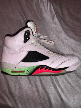 Photo Nike Jordan retro 5 Pro Star - $75 (Borger)