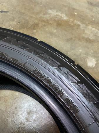 Photo Nitto Tires - $80
