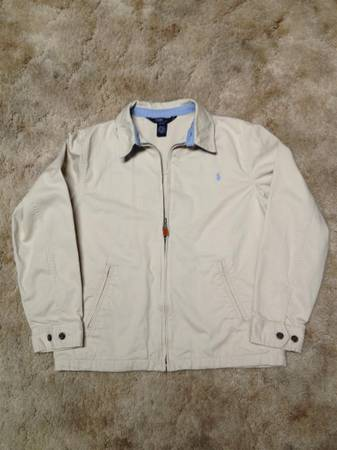 Photo POLO by Ralph Lauren BOYS jacket size XL (20) - $20 (Amarillo - 34thCoulter Area)