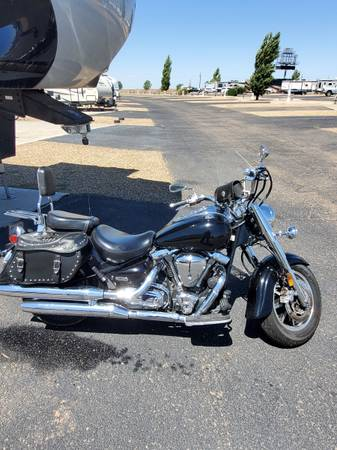 Photo Price drop 2005 Yamaha midnight star 1700 52k miles runs great - $2,500 (Amarillo)