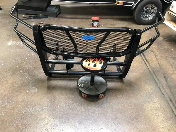 Photo Ranch Hand Grill Guard - $250 (Amarillo)