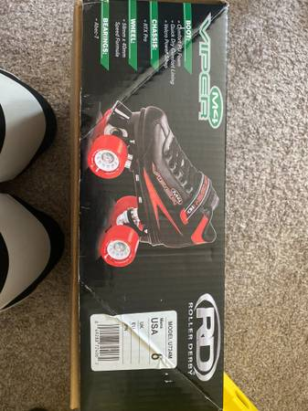 Photo Roller blades for sale - $80 (Amarillo)