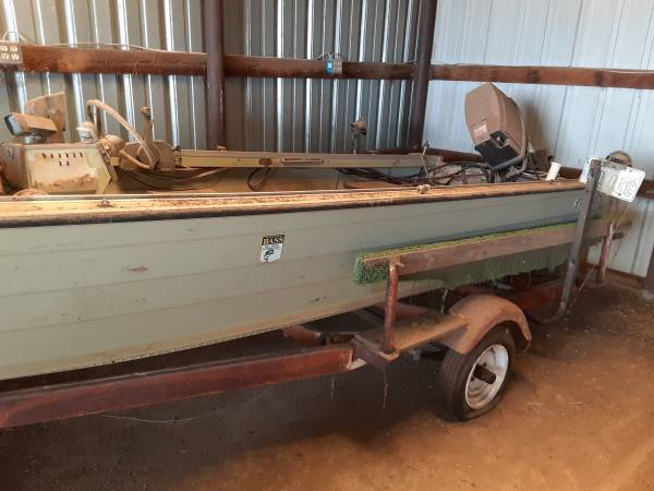 Photo Starcraft Boat  Trailer For Sale (Canyon,Tx.)