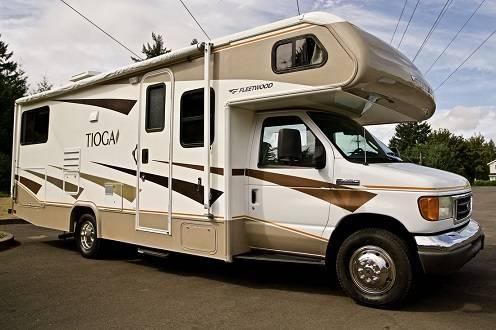 Photo Tioga Fleetwood 26 Class C 2007 - $1,800 (Amarillo)