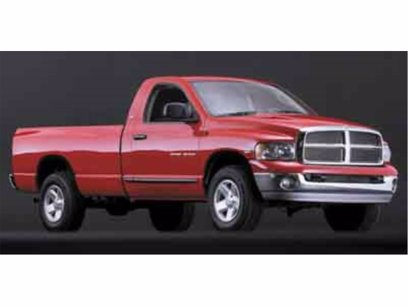 Photo Used 2002 Dodge Ram 1500 Truck 2WD Regular Cab for sale