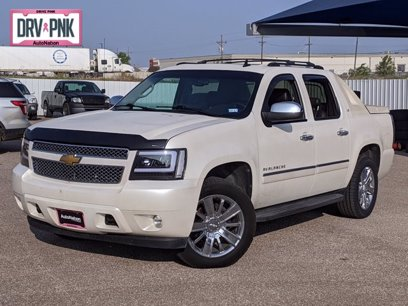 Photo Used 2012 Chevrolet Avalanche 4x4 LTZ for sale