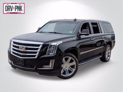 Photo Used 2016 Cadillac Escalade ESV 4WD Premium for sale