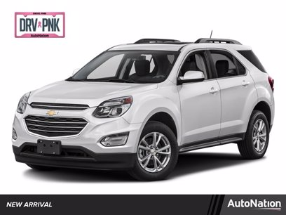 Photo Used 2016 Chevrolet Equinox FWD LT w Convenience Package for sale